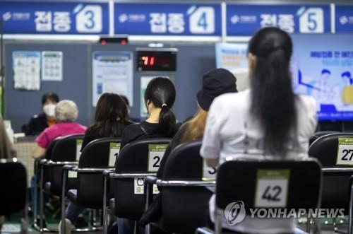韓防疫部門:暫不考慮混打輝瑞和莫德納疫苗