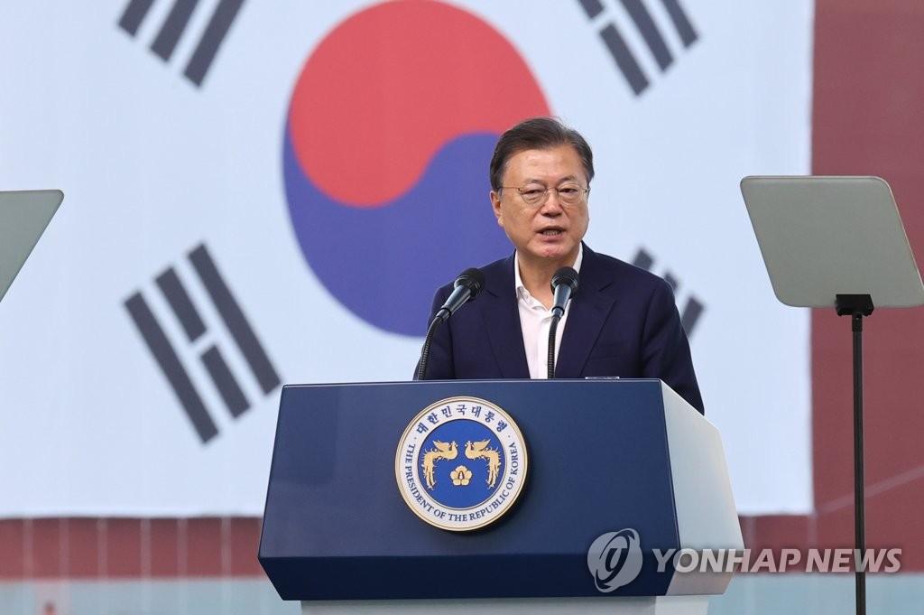 文在寅:力爭將南韓打造成世界第一造船強國