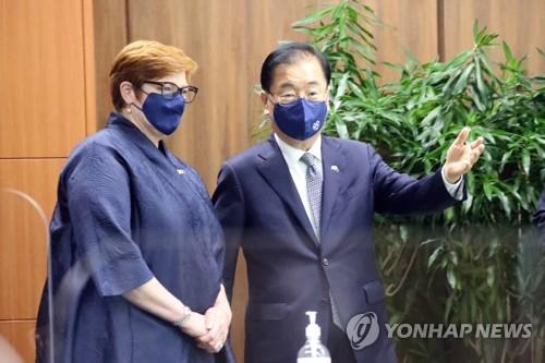 韓外長:朝鮮射彈顯示與朝對話迫切性