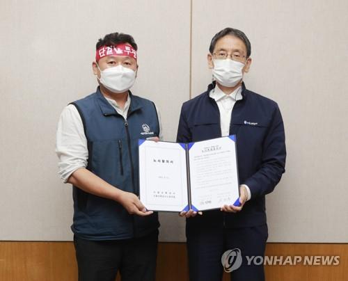 首爾地鐵勞資談判達成一致避免罷工