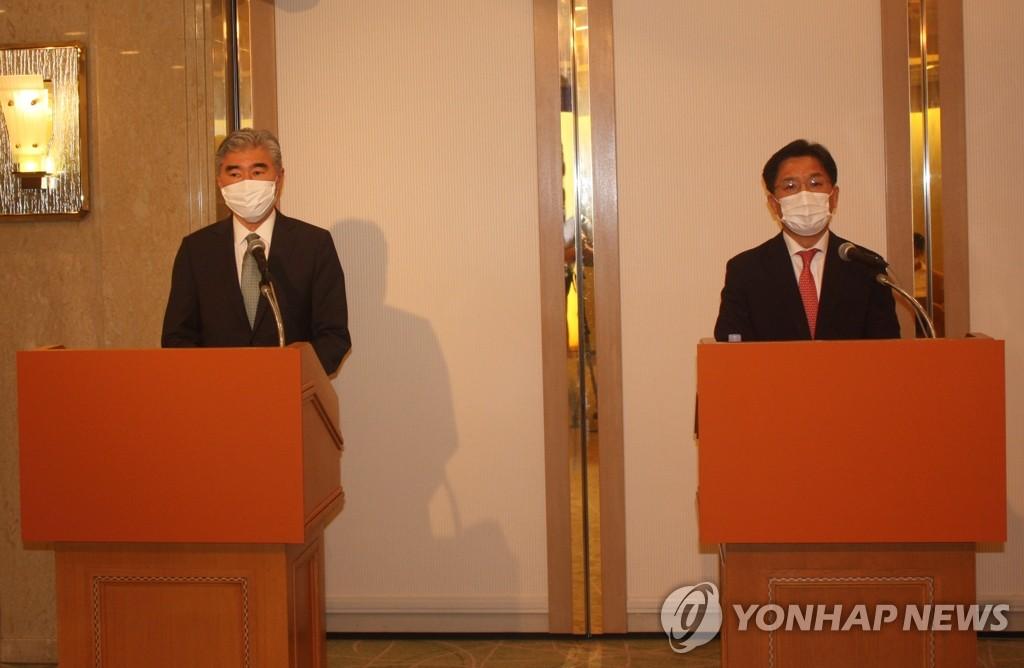 詳訊:韓美日對朝代表在東京舉行雙邊和三邊會晤