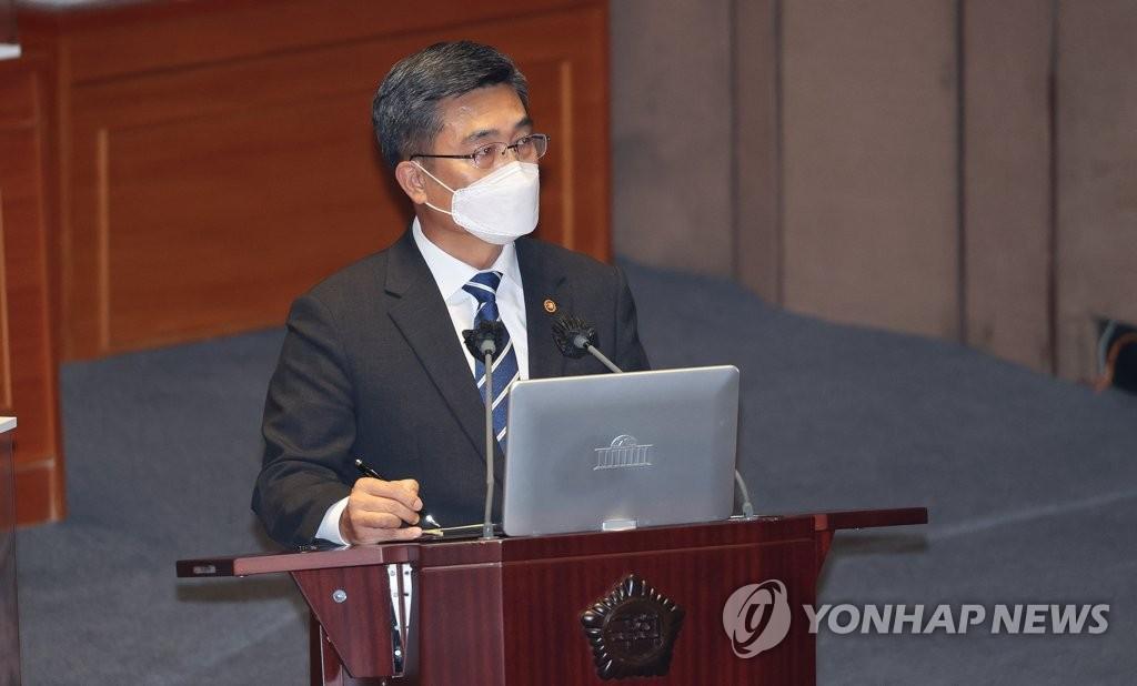 韓防長:韓美軍事設備探測到朝鮮巡航導彈