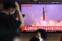 美國務院就朝鮮射彈表態:敦促朝鮮重返談判桌