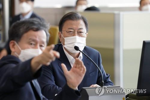 文在寅:導彈戰力提升將有效遏制朝鮮挑釁