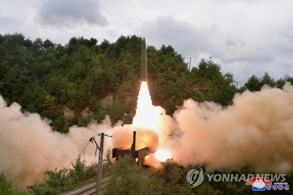 聯合國報告:朝鮮仍在研發核武和彈道導彈