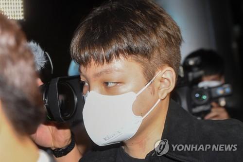 韓涉拒酒測歌手張龍俊被逮捕起訴