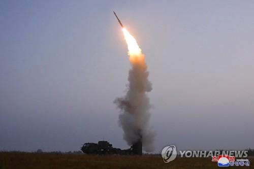 詳訊:朝鮮證實昨試射新型防空導彈