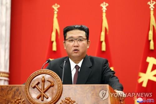 金正恩首次在朝鮮建黨紀念日發表講話