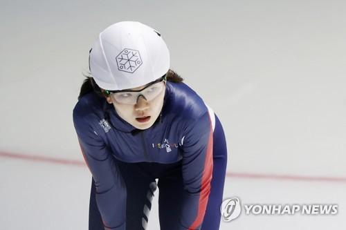 南韓短道速滑沈錫希或征戰北京冬奧會