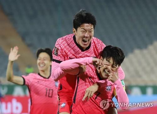 詳訊:世預賽亞洲區南韓客場1-1戰平伊朗