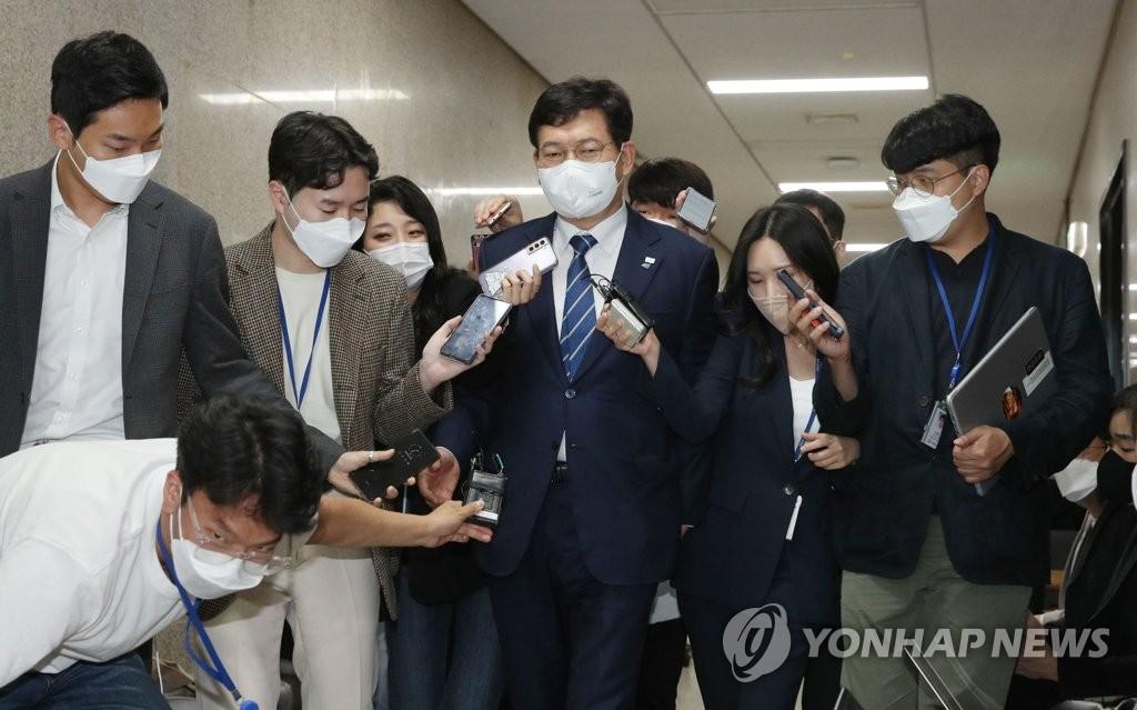 韓執政黨駁回李洛淵就總統候選人初選所提異議