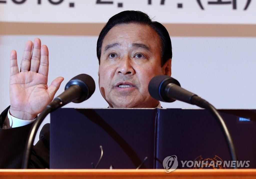 韓前國務總理李完九去世