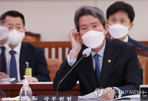 韓統一部長官強調韓朝需以對話解決朝方關切