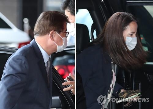 消息:韓美情報機構首長在首爾會晤