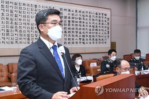 韓防長:朝鮮新型潛射彈道導彈尚處初級階段