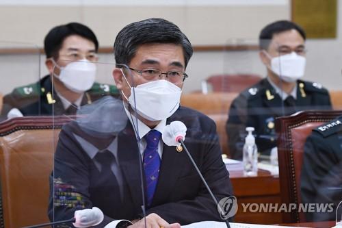南韓防部工作報告:將增強反導能力應對朝軍威脅