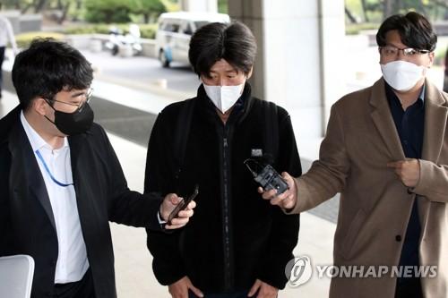 韓地產弊案關鍵人到案