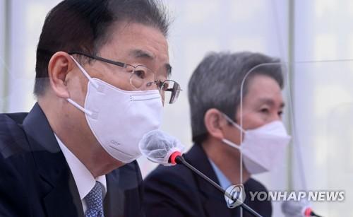 韓外長:將堅守原則謀求改善韓日關係