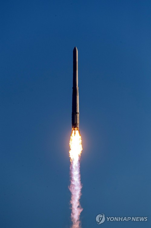 """詳訊:南韓運載火箭""""世界""""號首發未能成功入軌"""