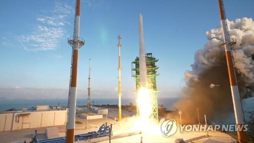 """韓航太機構:""""世界""""運載火箭號整流罩成功分離"""