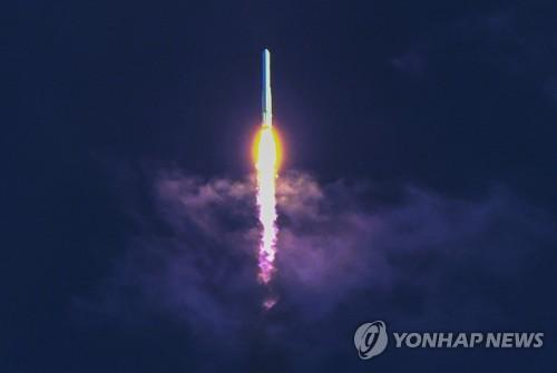"""簡訊:南韓運載火箭""""世界""""號首發未能成功入軌"""