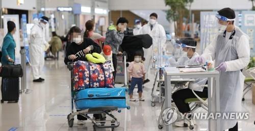 韓防疫部門:新冠變異株尚未導致社區疫情惡化