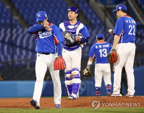 東京奧運南韓5日綜合:棒球無緣決賽 現代五項開門紅